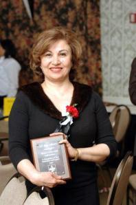parvin award